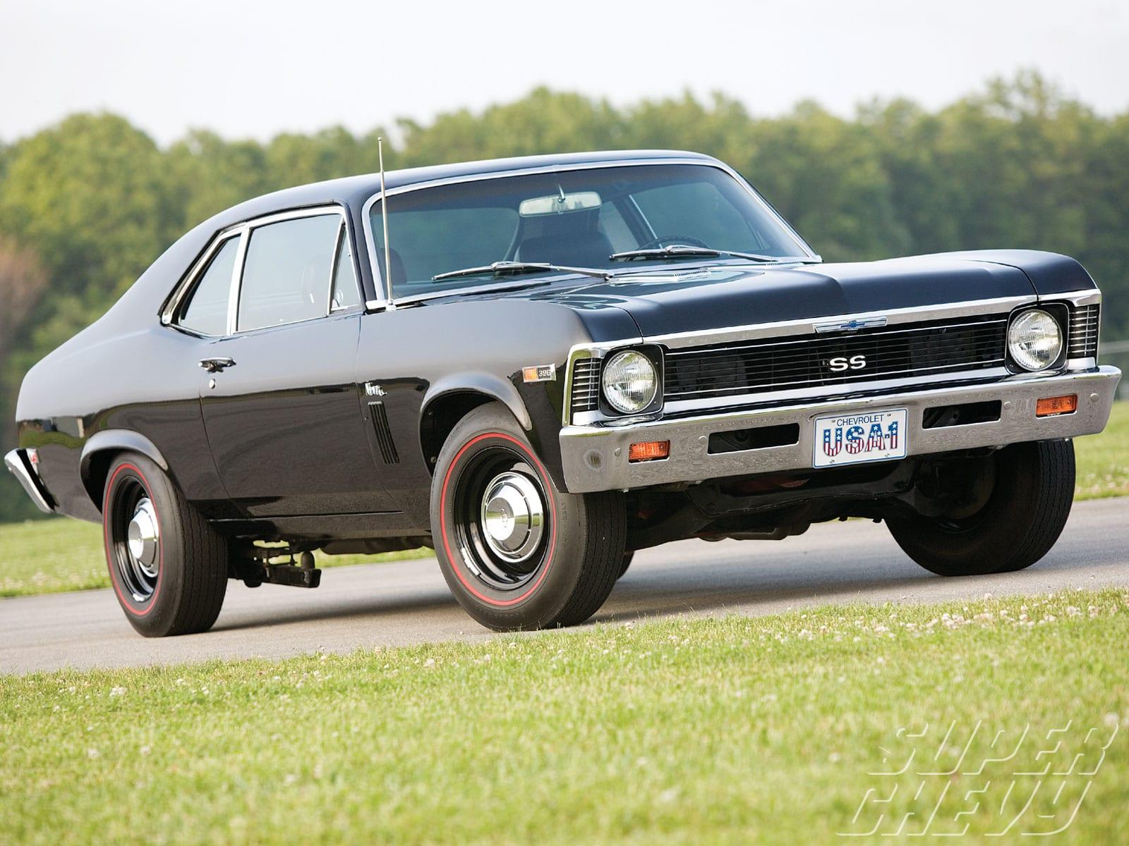 The Chevy Nova Through the Years