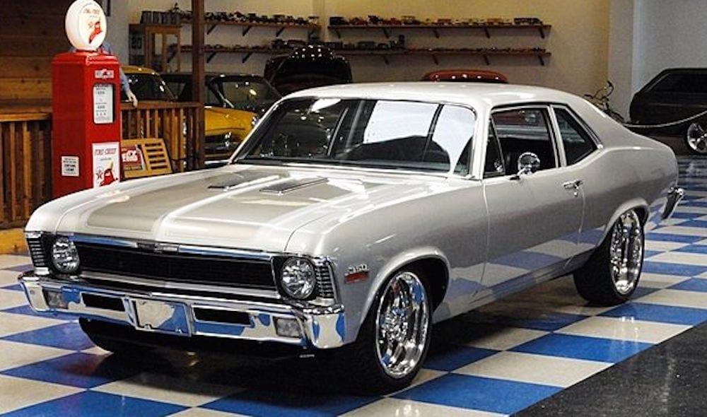 Classic Car Profile: Chevy Nova
